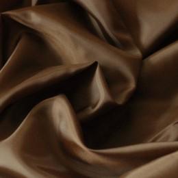 Ткань подкладочная нейлон шоколад (Италия)  (метр )