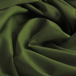 Ткань подкладочная нейлон хаки (Италия) (метр )