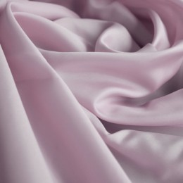 Ткань подкладочная нейлон светло-сиреневая (Италия)  (метр )