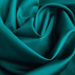 Ткань подкладочная нейлон морская волна (Италия)  (метр )