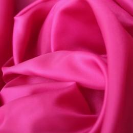 Ткань подкладочная нейлон малиновая (Италия)  (метр )