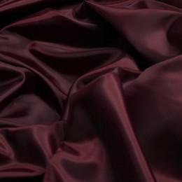 Ткань подкладочная нейлон марсала (Италия)  (метр )