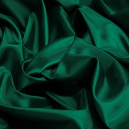 Ткань подкладочная нейлон темно-зеленая (Италия)  (метр )