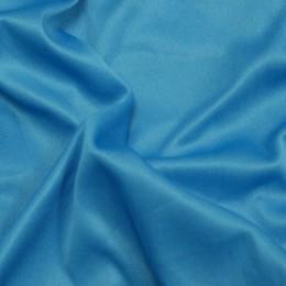 Ткань трикотаж подкладочный голубая бирюза (метр )