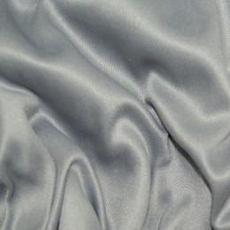 Ткань подкладка трикотажная черная (метр )