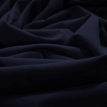 Ткань бенгалин темно-синий (метр )