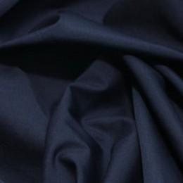 Ткань рубашечная темно-синяя 45801 (метр )