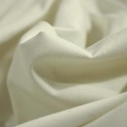 Ткань рубашечная стрейчевая айвори L-001955 (метр )