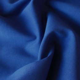 Ткань рубашечная стрейч электрик (метр )