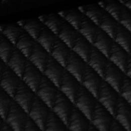 Ткань исскуственная стрейчевая кожа стеганая ромб (метр )
