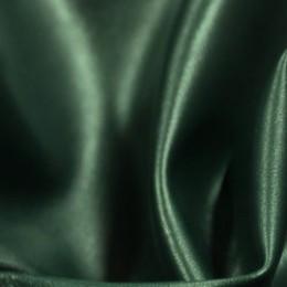 Ткань исскуственная стрейч кожа темно-зеленая (бутылка) (метр )