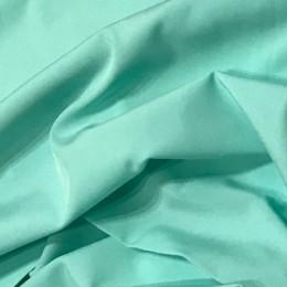Ткань супер-софт принт цветы на темно-синем (метр )