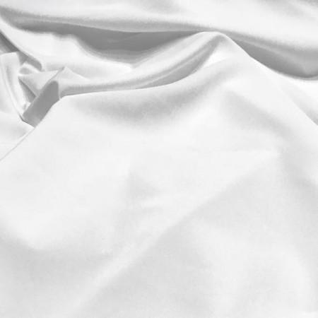 Ткань супер-софт белый 64901 (метр )
