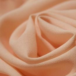 Ткань креп-шифон персиковый (метр )