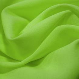 Ткань креп-шифон салатовый (метр )