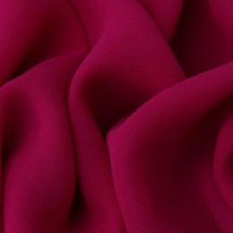 Ткань креп-шифон малиновый (метр )