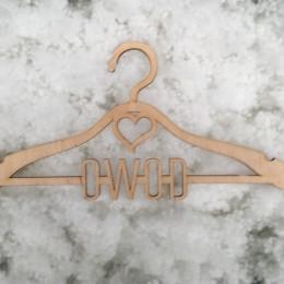 Плечики вешалки для одежды с логотипом OWOD 6мм (Штука)