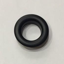 Люверс круглый 19мм №32 нержавейка черный (1000 штук)