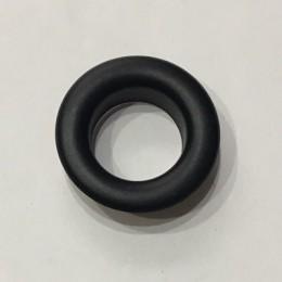 Люверс круглый 26мм №40 нержавейка черный (1000 штук)