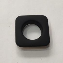 Люверс квадрат 11мм №26 нержавейка черный (1000 штук)