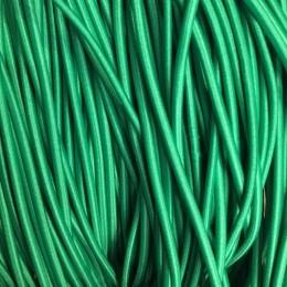 Резинка шнур производство 2,5см трава (50 метров)