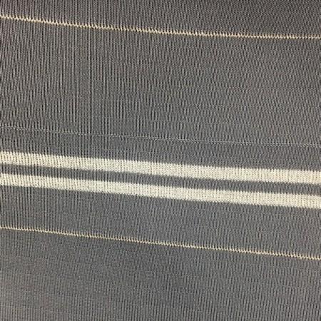 Довяз серый 2 полосы белых (манжет 14х7см) 180см (Килограмм)