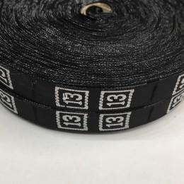 Размерная лента (тканная) 13 (1000 штук)