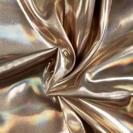 Ткань парча перламутр (сатин) (сатин) бронза (метр )