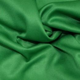 Ткань трикотаж подкладочный зеленый (метр )
