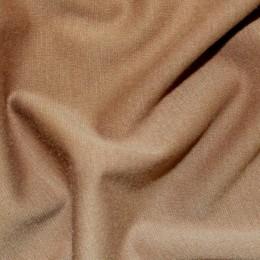 Ткань трикотаж французский кофе с молоком (метр )