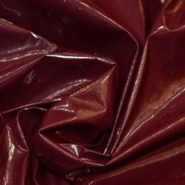 Ткань лак тонкий бордо (метр )