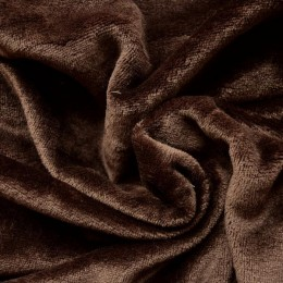 Ткань махра коричневый (метр )