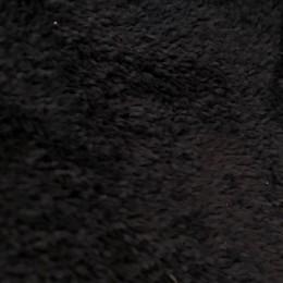 Ткань махра черный (метр )