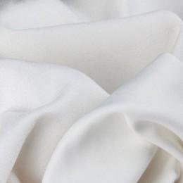Ткань замша на дайвинге молоко (метр )