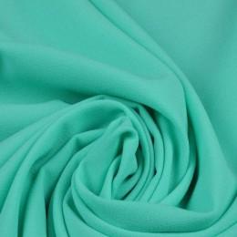 Ткань креп-шифон ментол (метр )