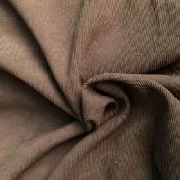 Ткань вельвет мелкий бежевый (верблюжий) (метр )