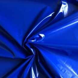Ткань плащевка монклер яркий электрик (метр )