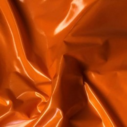 Ткань плащевка монклер оранж (метр )