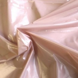 Ткань плащевка монклер бледная пудра (метр )