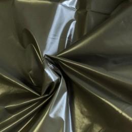 Ткань плащевка монклер хаки (метр )