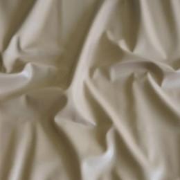 Ткань кожа стрейч бежевая (метр )