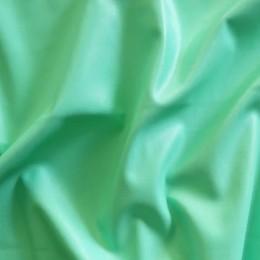 Ткань кожа стрейч мята (метр )