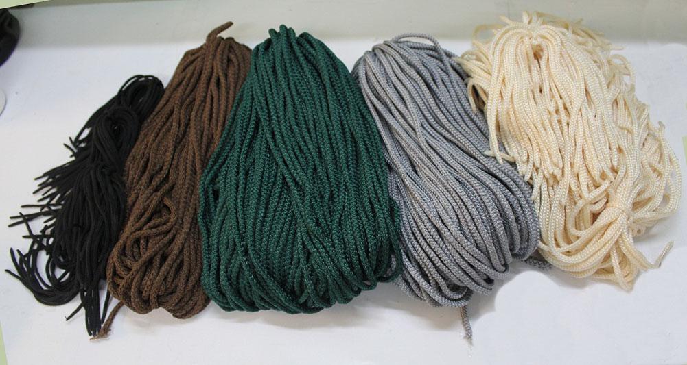 Изготовление шнуров