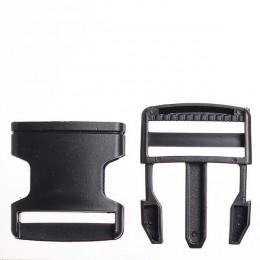 Карабин-фаст 3 см черный (100 штук)