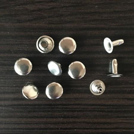 Хольнитен 6х6 мм никель (2000 штук)