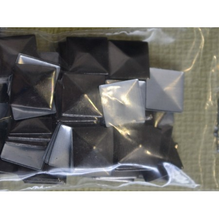 Стразы клеевые (камни) металл №1 (0.2 килограмма)