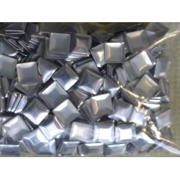 Стразы клеевые (камни) металл №10 (0.2 килограмма)