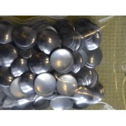 Стразы клеевые (камни) металл №12 (0.2 килограмма)