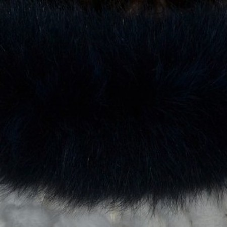 Воротник из натурального меха песец 70см (Штука)