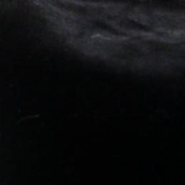 Искусственный мех Мутон черный 6-8мм (метр )